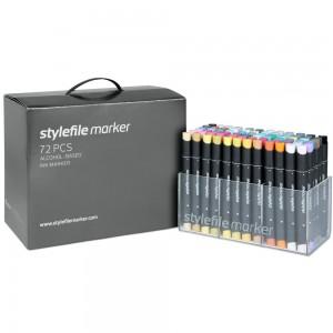 Stylefile Marker Set 72-A