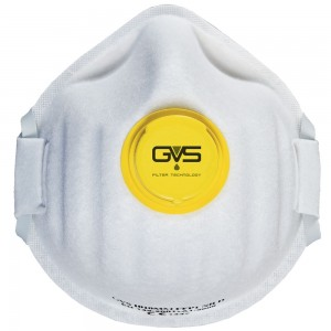 Masque coque GVS anti-poussière FFP2