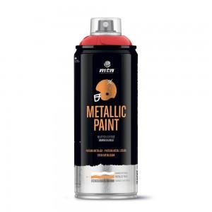 MTN PRO peinture métallisée 400ml