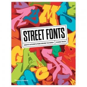 Street Fonts - graffiti alphabets