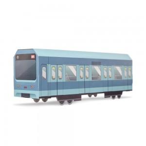 MTN Systems - Metro Santiago du Chili