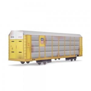 MTN Systems - Train de marchandises USA