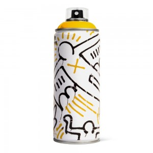 MTN Limited Edition Keith Haring Jaune