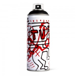 MTN Limited Edition Keith Haring Noir