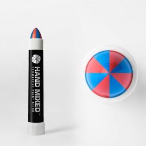 Hand Mixed Solid Marker Basic - Barna