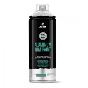 MTN PRO peinture aluminium jantes 400ml