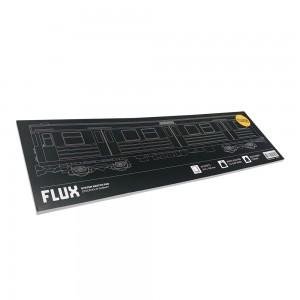 FLUX Sketch Pad XL métro Stockholm