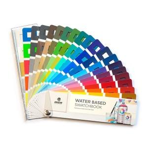 MTN Nuancier Water Based Swatch Book