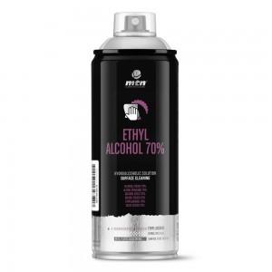 MTN PRO nettoyant désinfectant alcool 70% 400ml