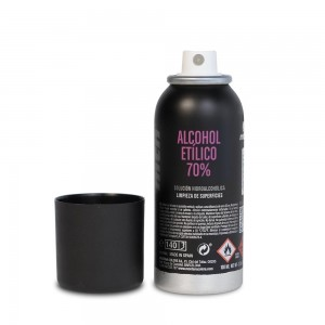 MTN PRO nettoyant désinfectant alcool 70% 100ml