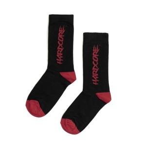 Chaussettes MTN Socks Hardcore noir