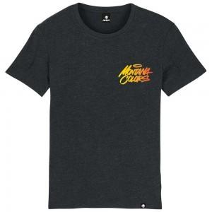 MTN T-shirt Handstyle gris foncé