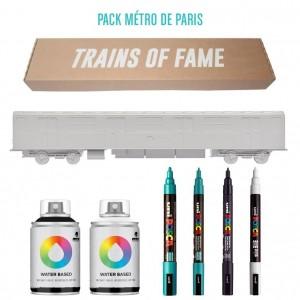 Trains of Fame Pack Métro Paris