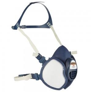 Masque respiratoire 3M 4251 à filtres intégrés A1 P2