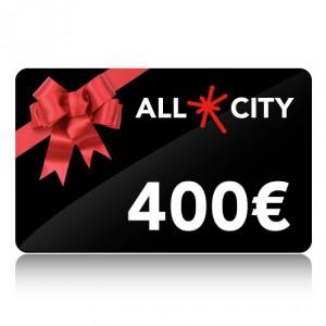 Chèque cadeau 400 €