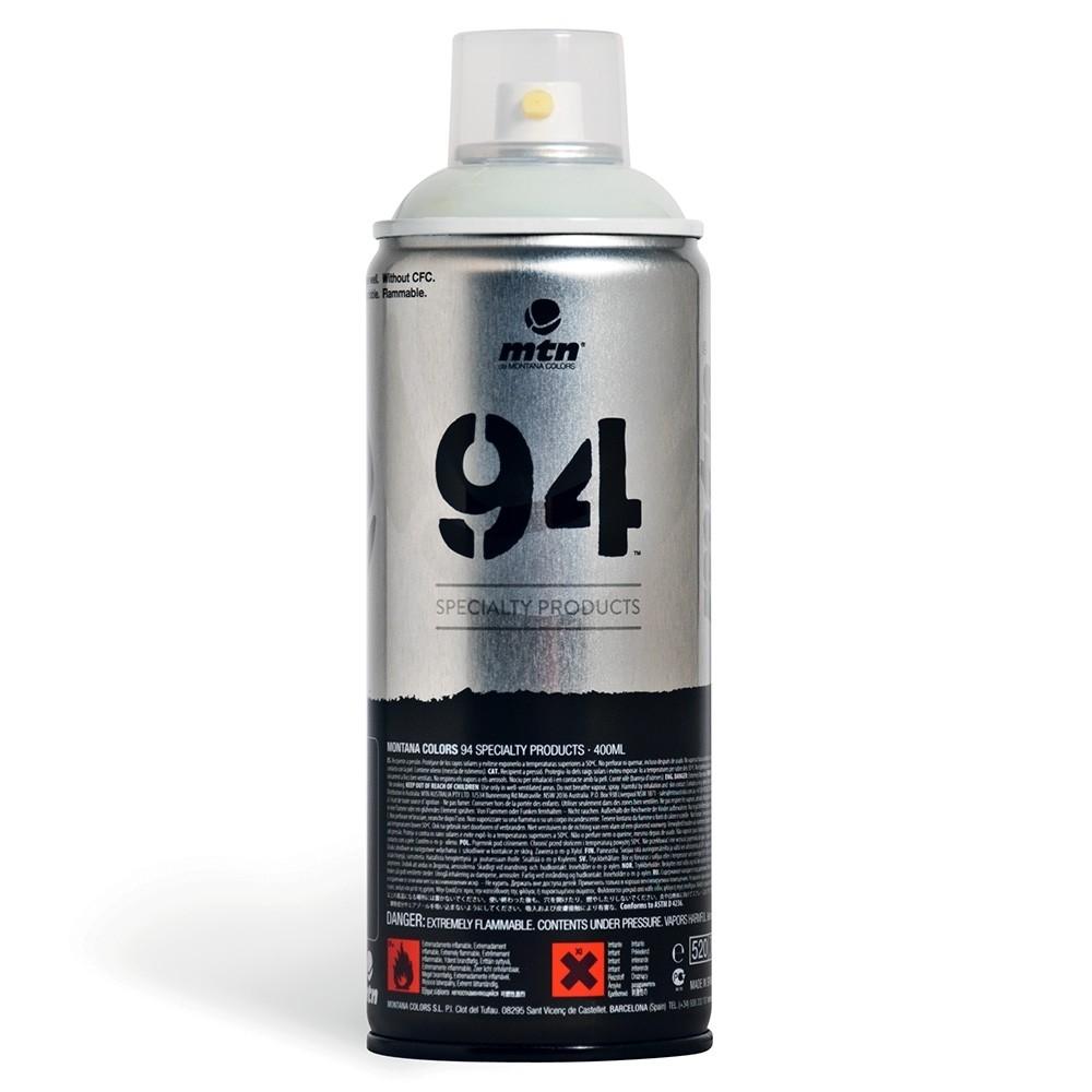 Bombe 94 Montana intérieur mtn 94 peinture phosphorescente 400ml - allcity.fr