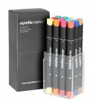 Stylefile Marker Set 12-B