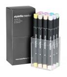 Stylefile Marker Set 12-Pastel