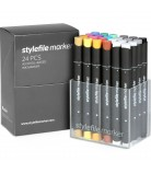 Stylefile Marker Set 24-A