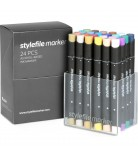 Stylefile Marker Set 24-B
