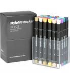 Stylefile Marker Set 24-B