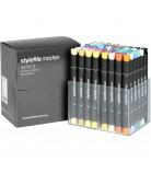 Stylefile Marker Set 48-A