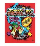 Graffiti Coloring Book 3 - International Styles