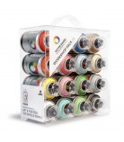 Coffret 16 couleurs MTN Water Based 100