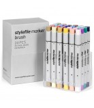 Stylefile Marker Brush Set 24-B